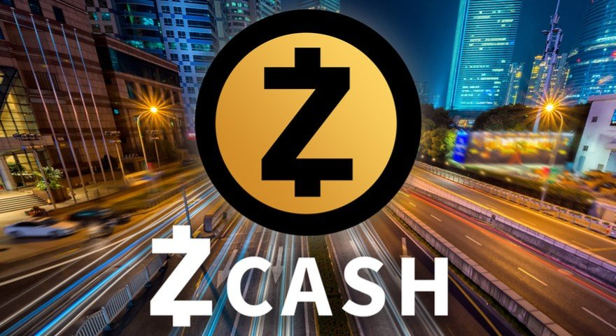 Zcash privacy coin